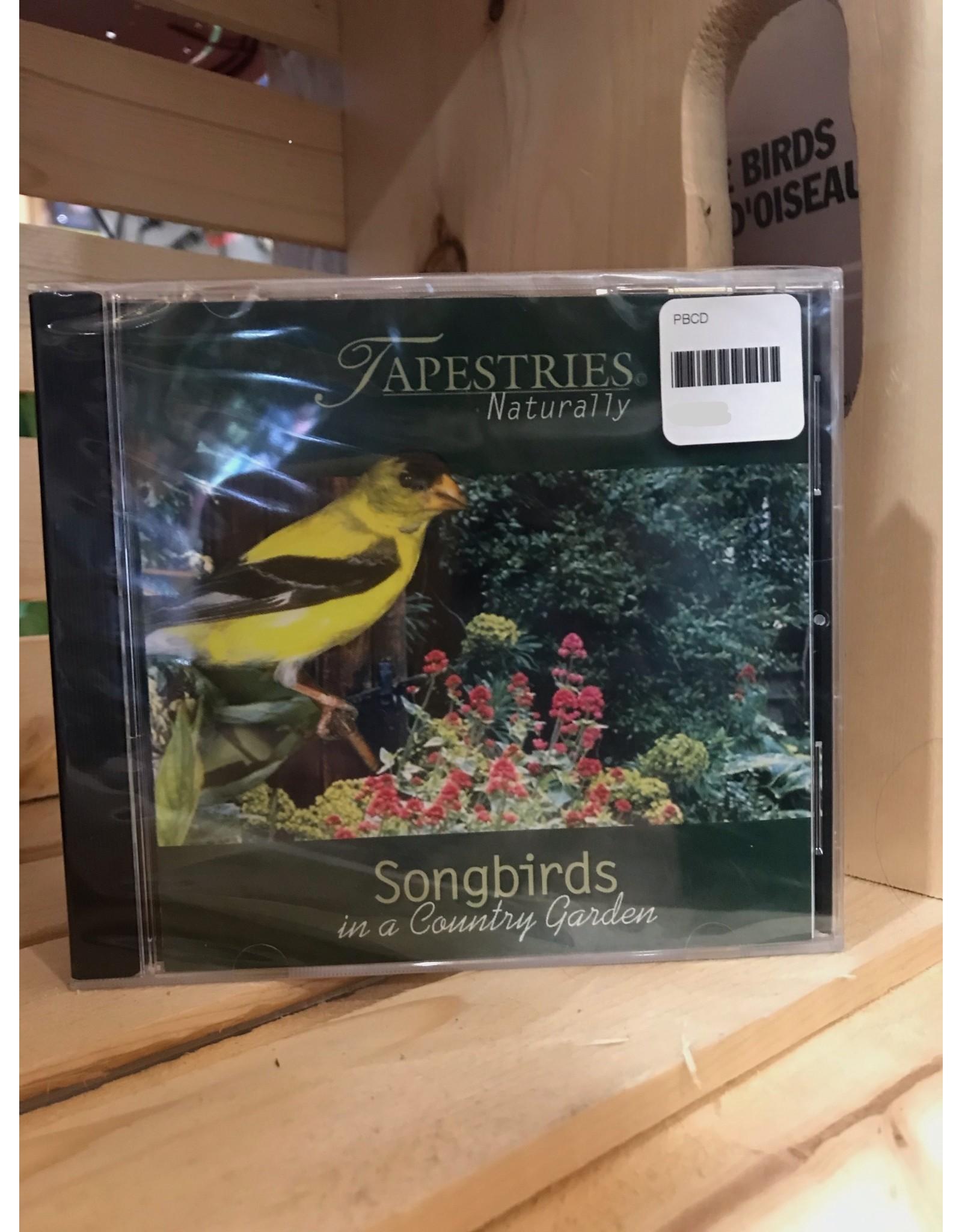 Pinebush PBCD Songbirds in a Country Garden CD