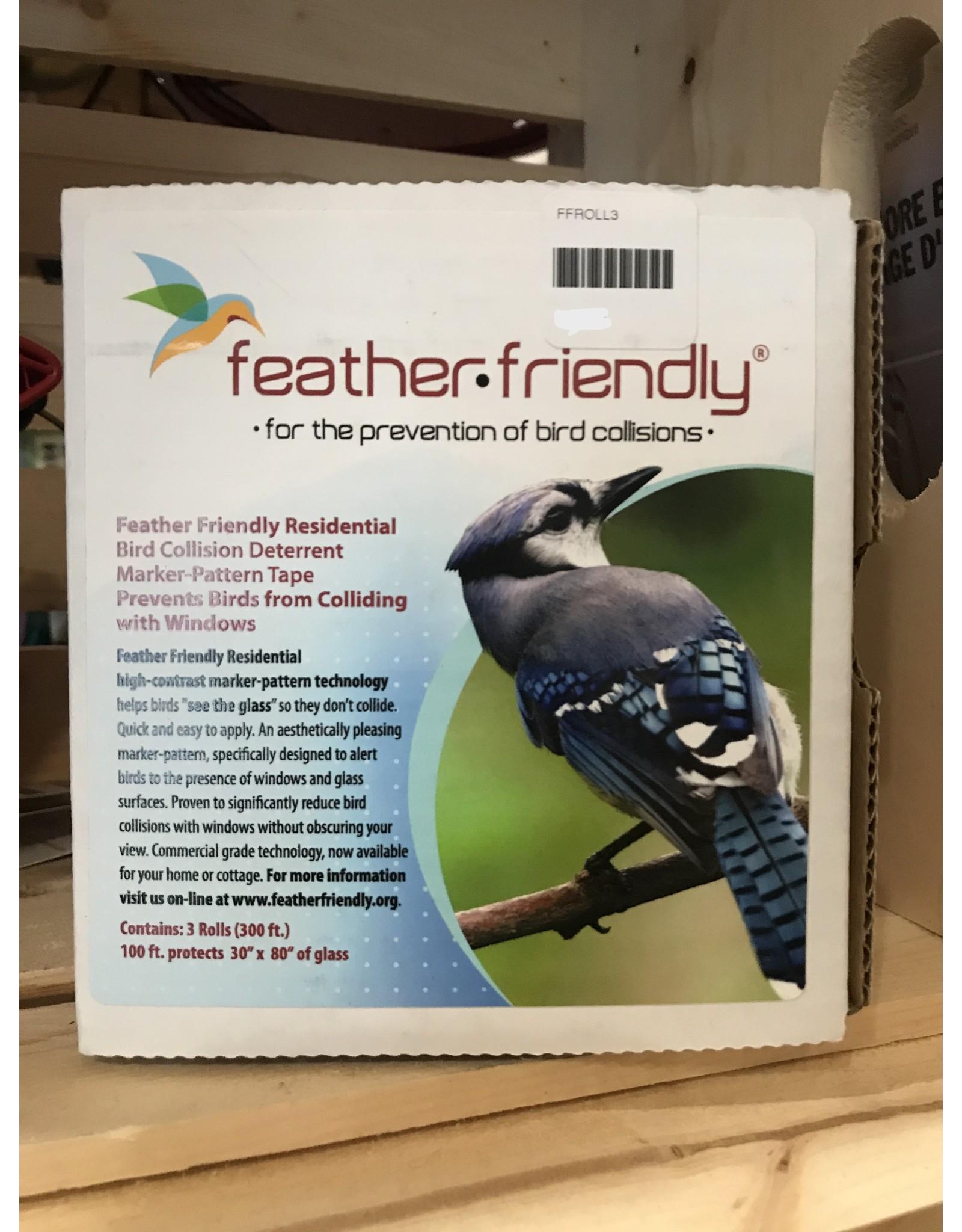 Feather Friendly FFROLL3 Feather Friendly 3 Rolls
