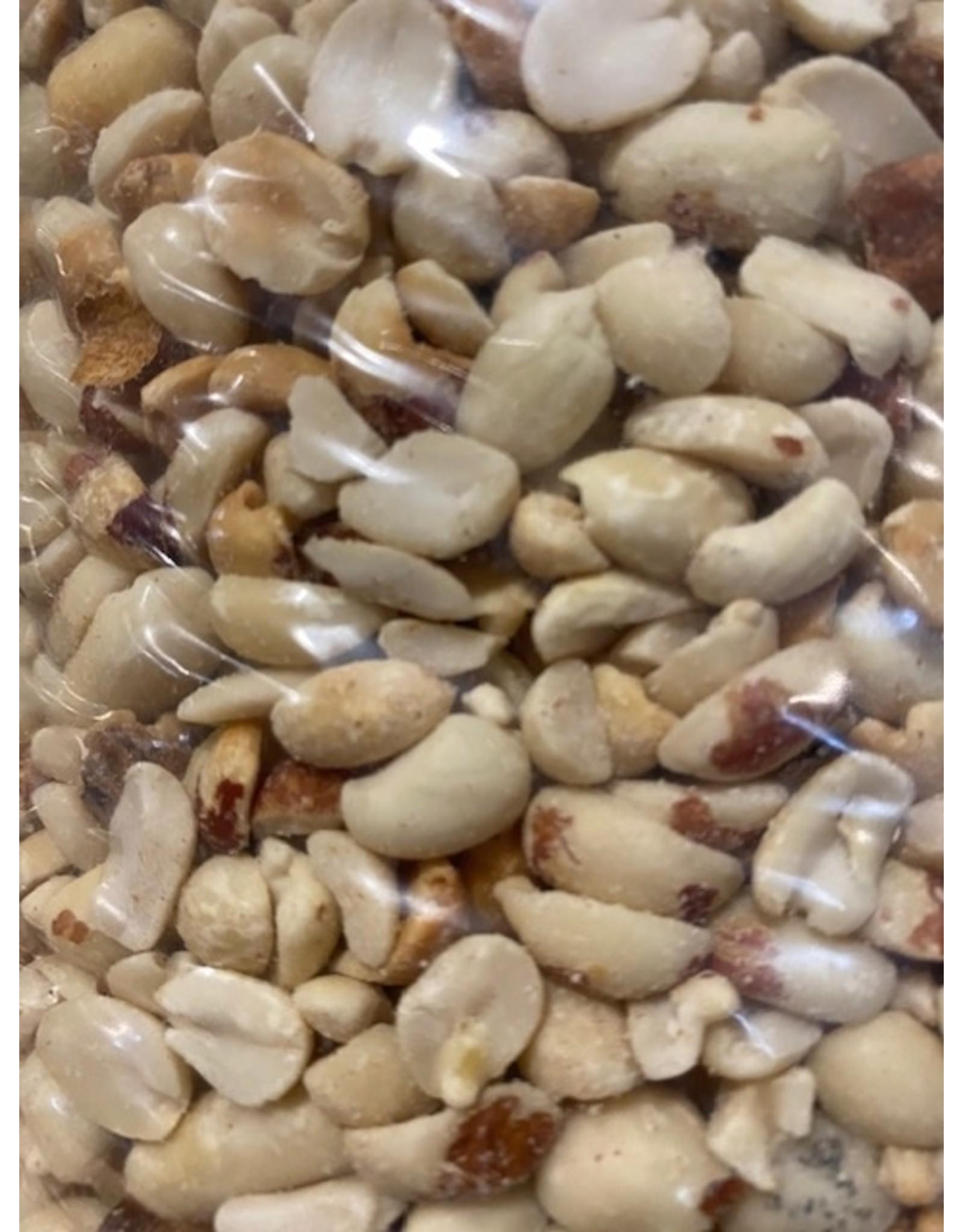Mill Creek/Seed DLXPNUT6 Roasted Shelled peanuts 6lb bag