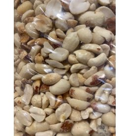 Mill Creek/Seed DLXPNUT12 Roasted Peanuts out of the shell. 12 lb bag