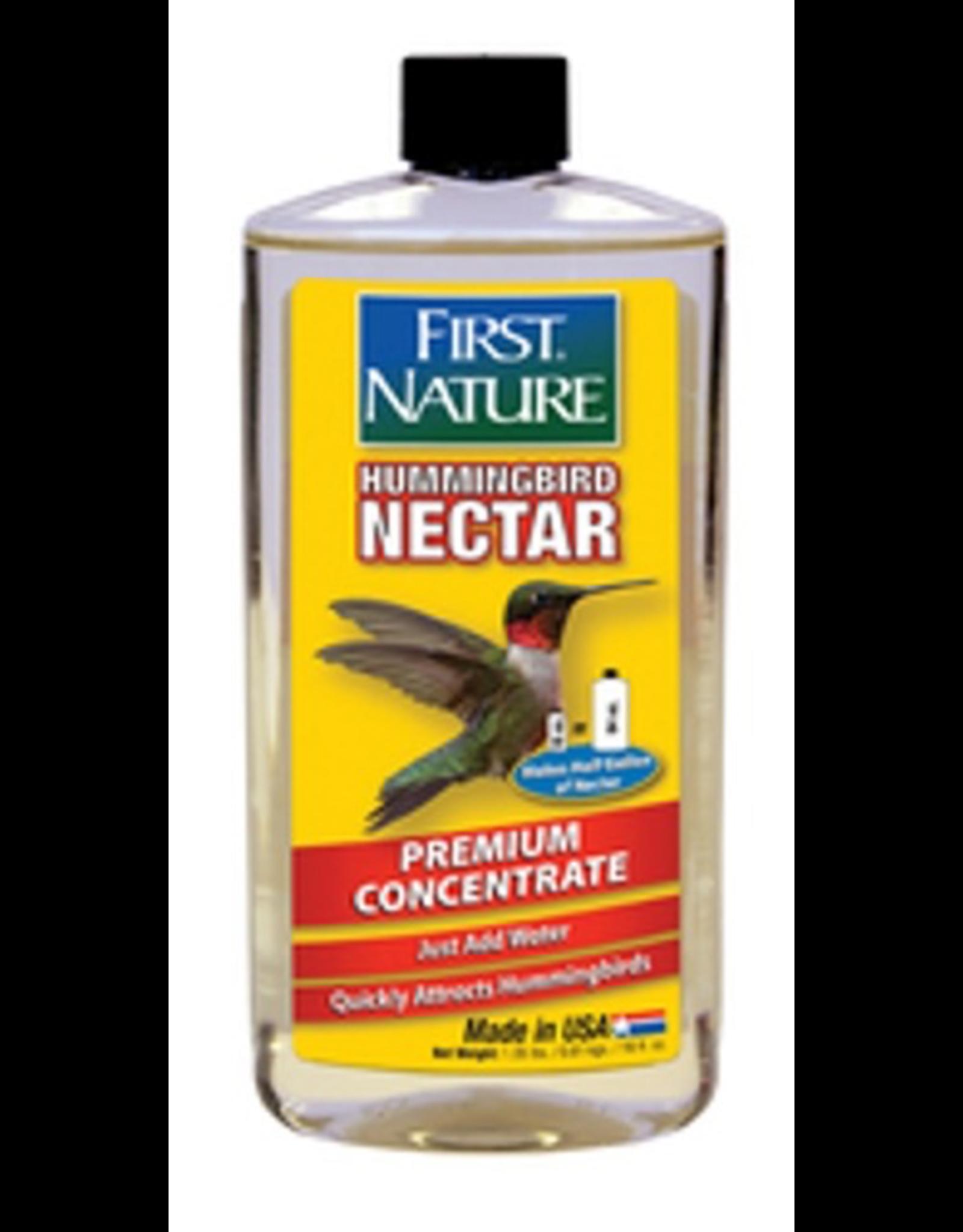 First Nature WFNN3052 Hummingbird Nectar-Concentrate