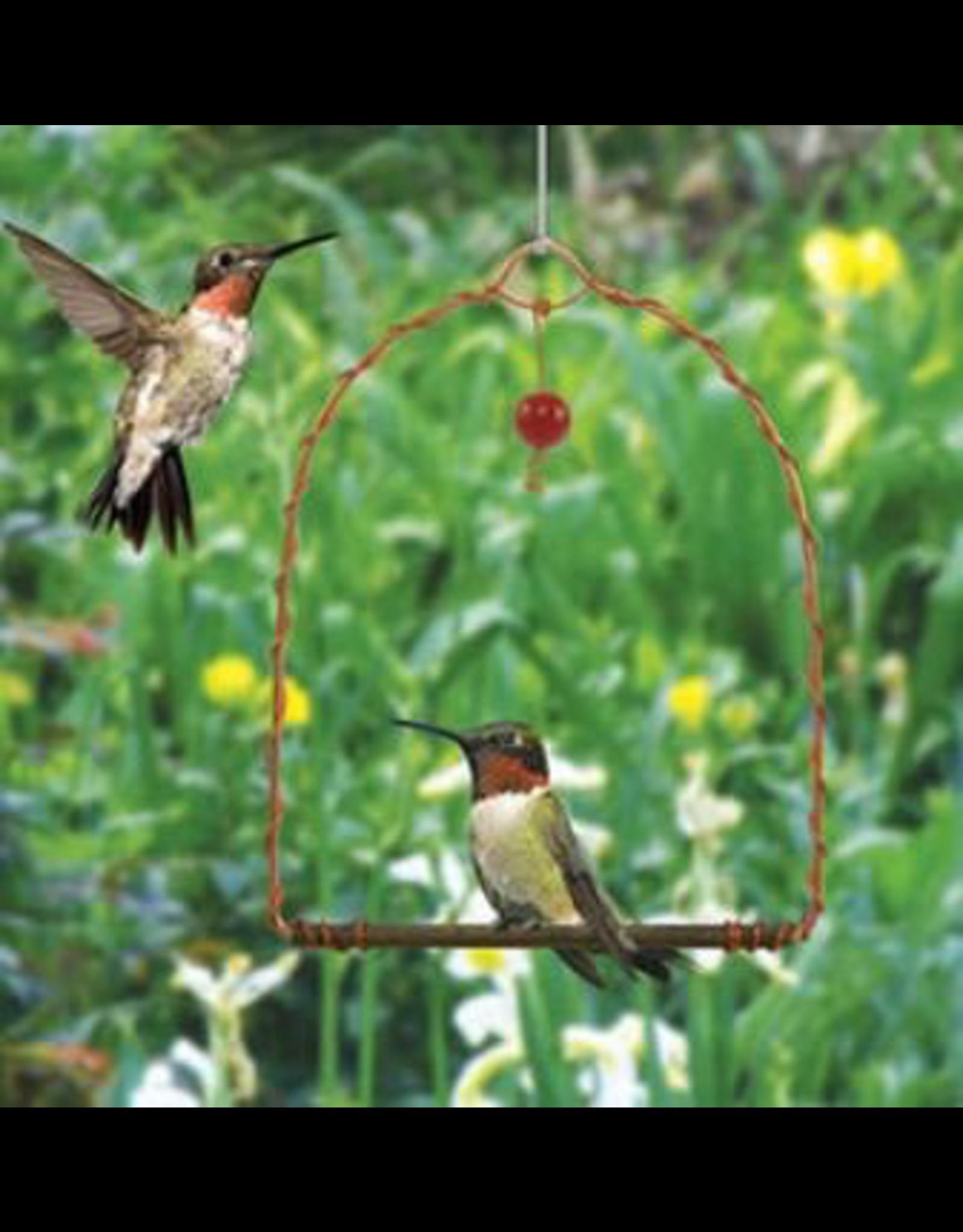 Wildbird Trading WFSWING Hummingbird Copper Swing