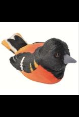 Audubon KMBALT Baltimore Oriole stuffie