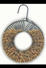 Wildbird Trading WFPW Pnut in Shell Wreath