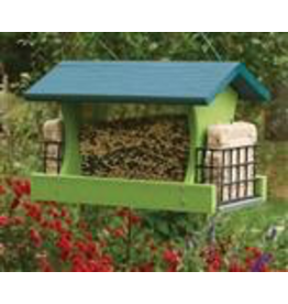 Woodlink WKGGRANCH3 Recycled Plastic Feeder w/Suet large ranch