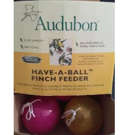 Audubon CT6111 Have a ball finch feeder(DISCONTINUED)