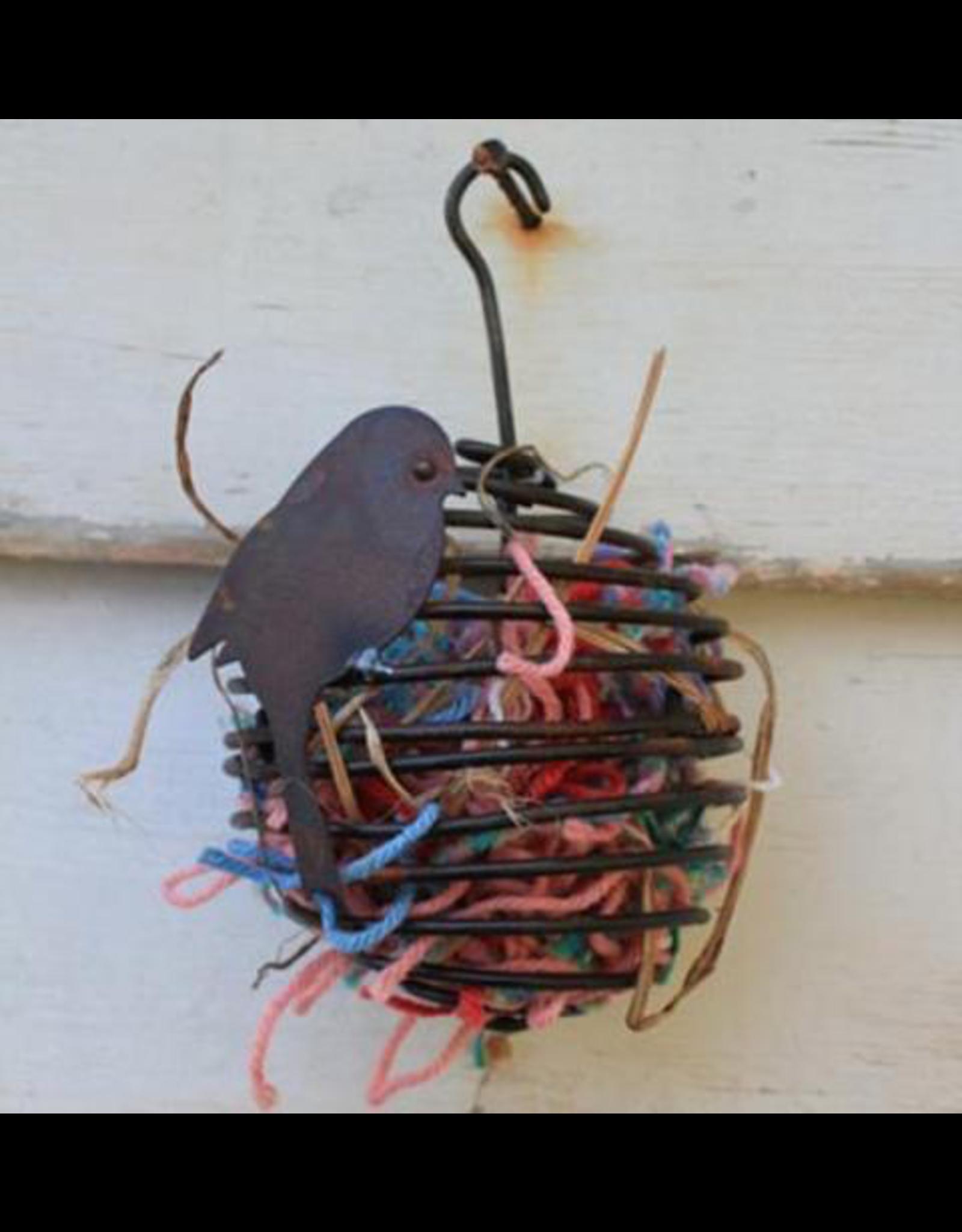 Wildbird Trading MH001 Art nest. Made in Canada