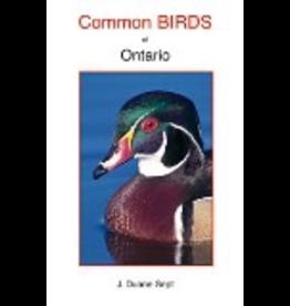 Calypso BTLCBO Common Birds of Ontario. Printed in Canada.