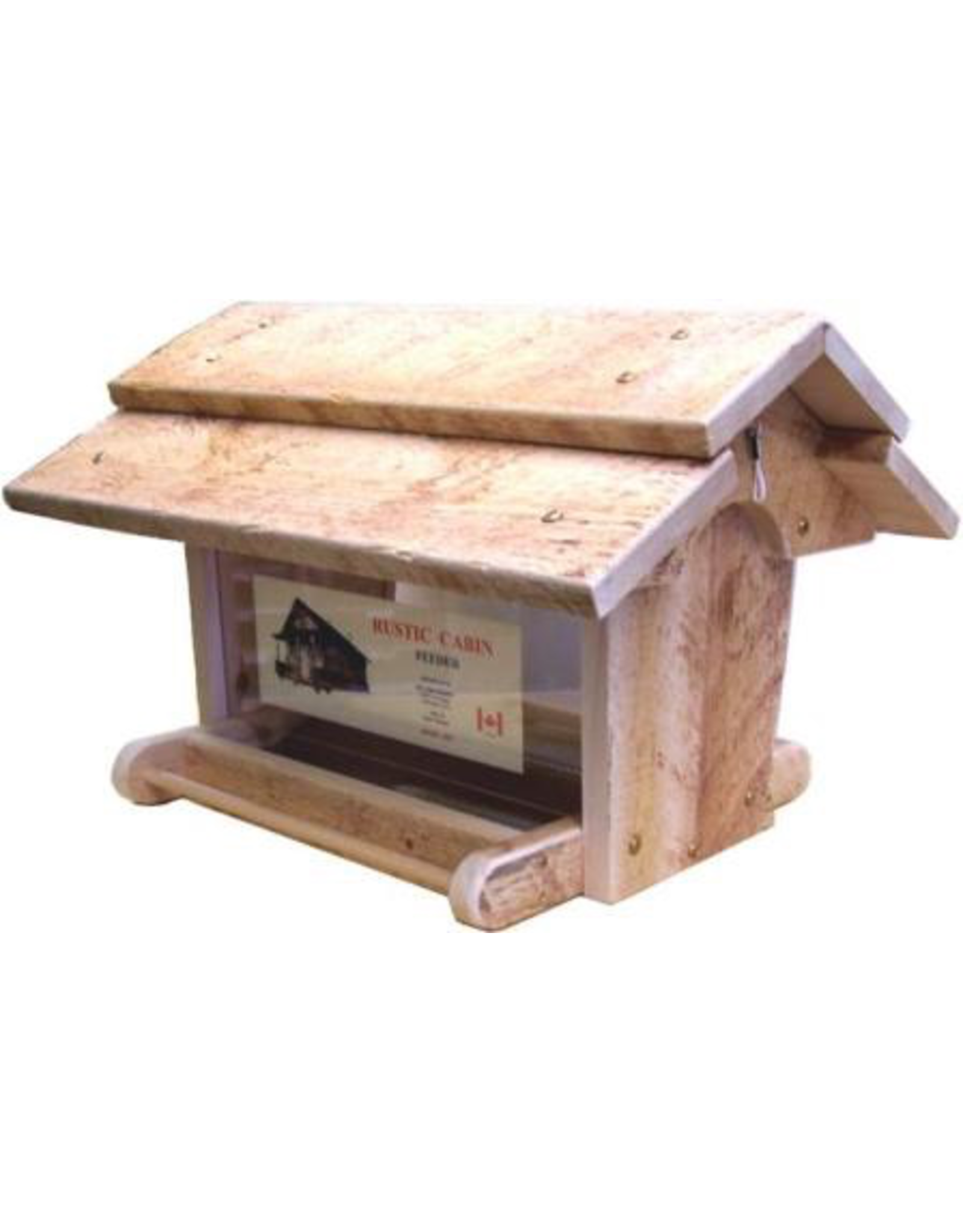 PYP Designs PYPRCLarge Rustic Cabin Made in Canada.