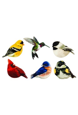 Evergreen EEM429 Realistic  Bird Screen-door Savers