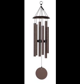 """Wind River Chimes/Corinthian Bells QMT206CV Corinthian Bells 30"""" Copper Vein"""