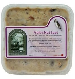Mill Creek/Seed WFSUET Mill Creek fruit and nut Suet