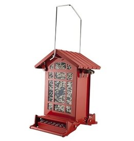 Woodlink WK24608 Chateau Squirrel Proof Feeder - Holds 7 lbs.