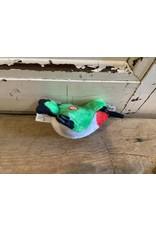 Audubon KMHUM Stuffed Ruby throated hummingbird