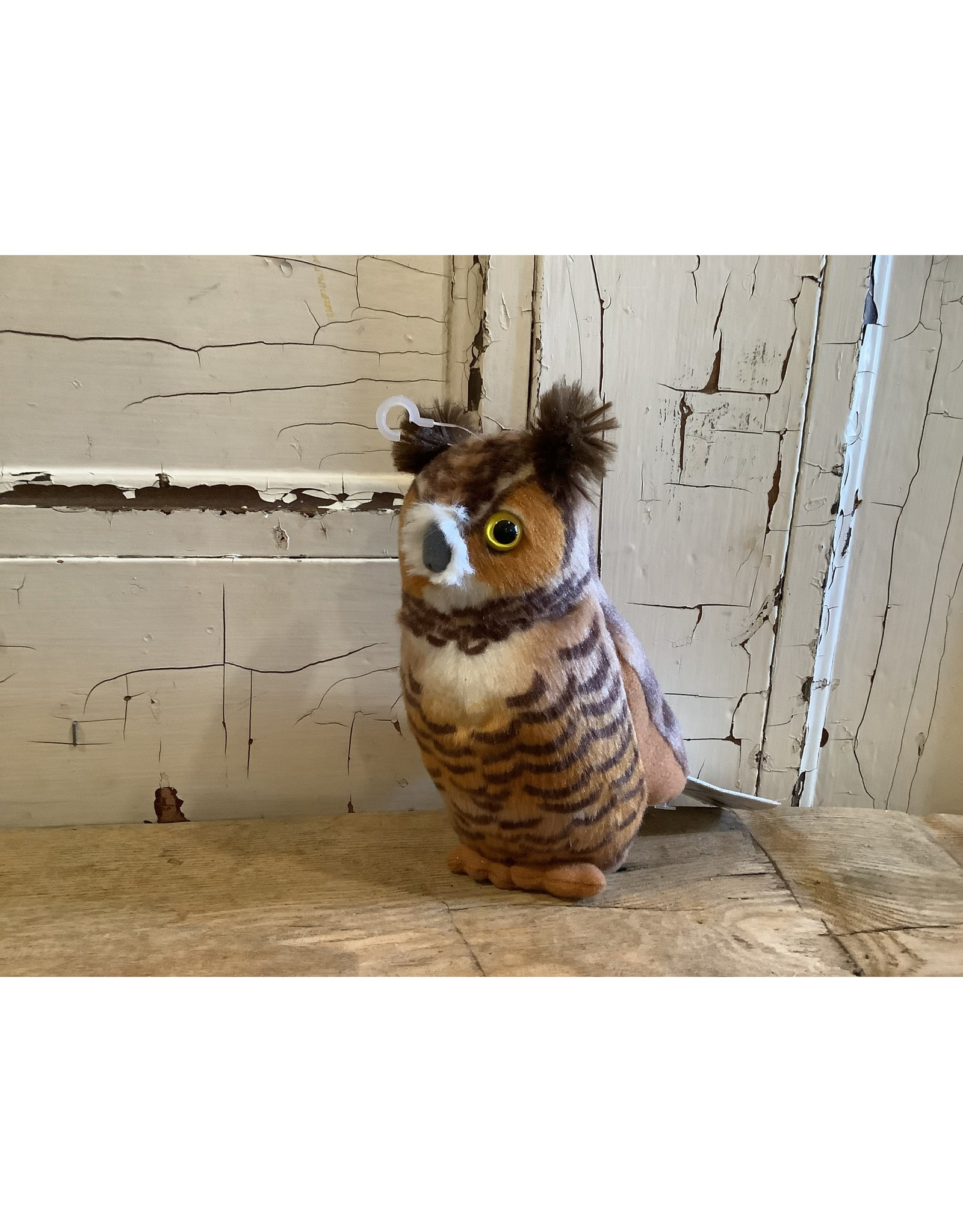 Audubon KMGHOWL Great Horned Owl Stuffie