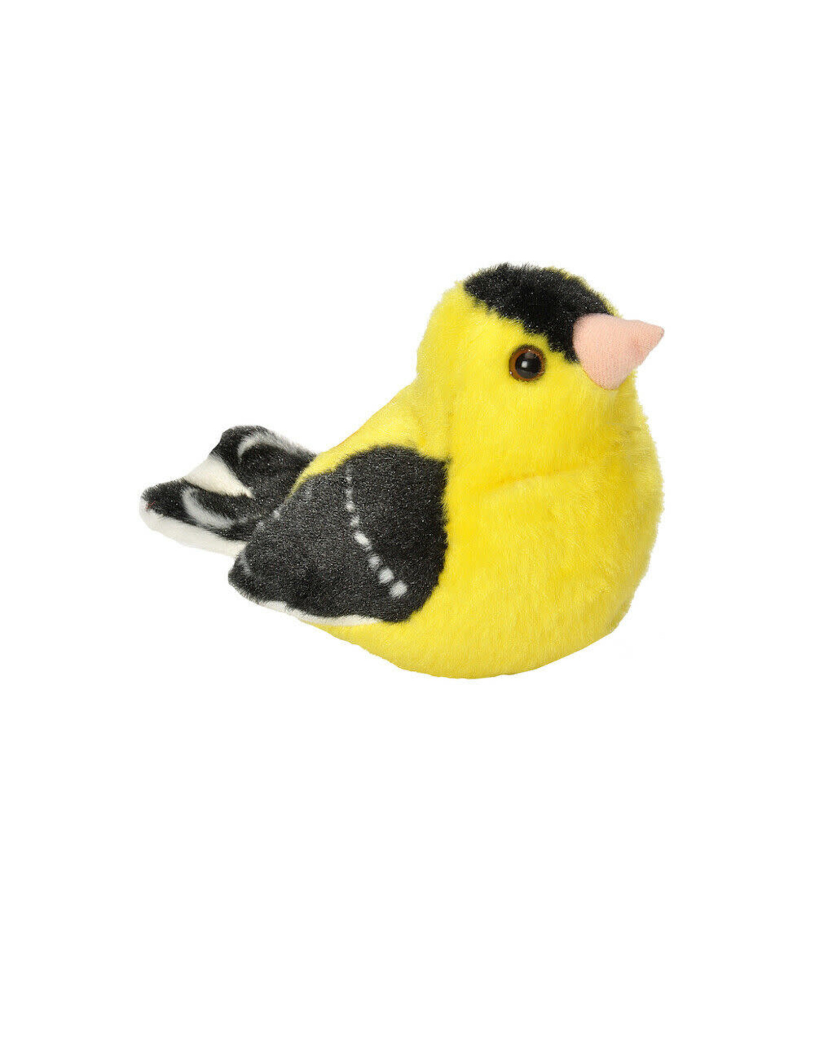 Audubon KMGOLD American Goldfinch Stuffie