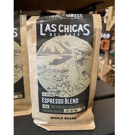 Las Chica's LCDCBEB Las Chica's Espresso blend, Bean