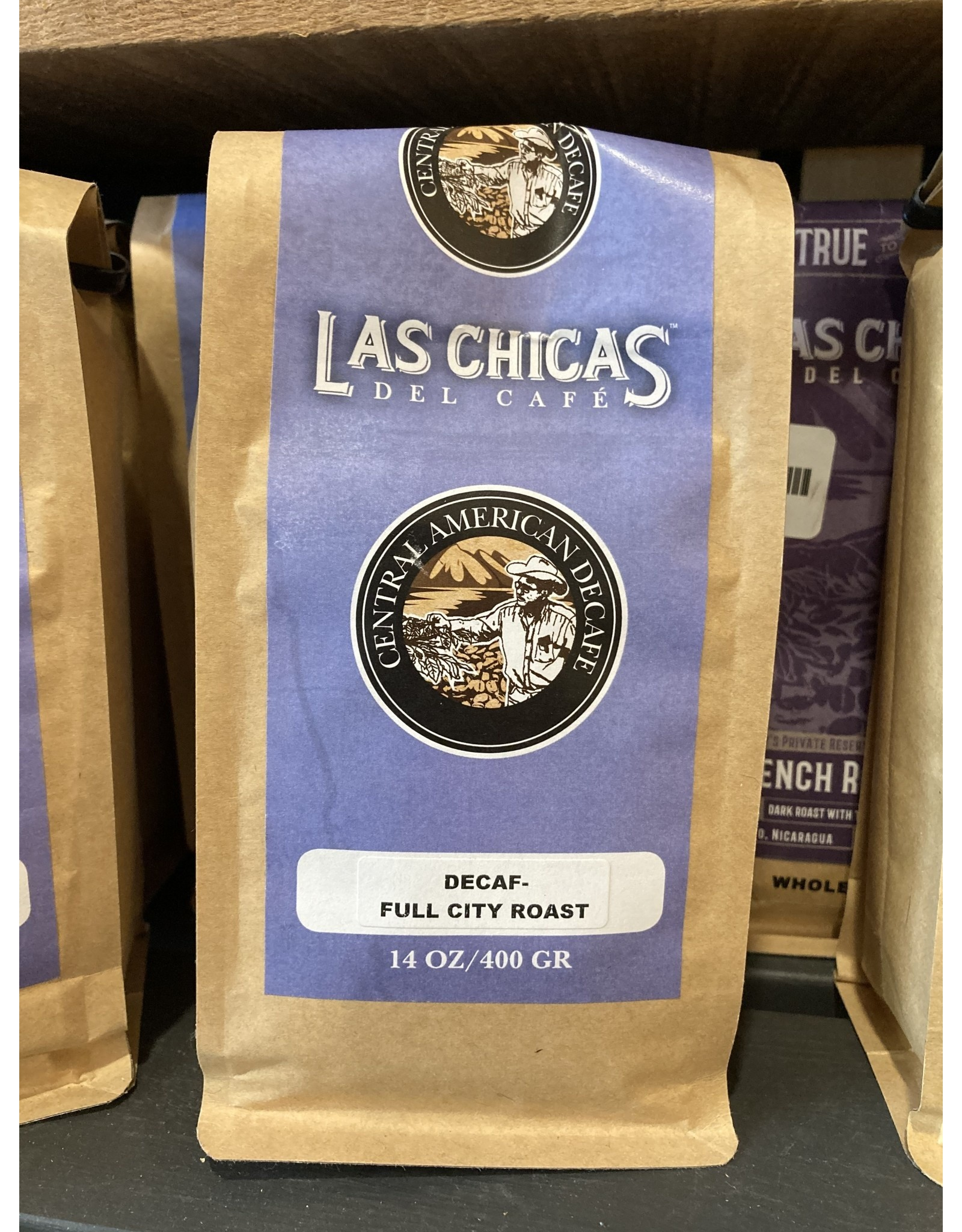 Las Chica's LLCDCGDC  Las Chica's Decaf, Ground