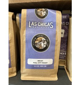 Las Chica's LLCDCGDC as Chica's Decaf, Ground