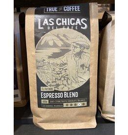 Las Chica's LCDCGELCD Las Chica's Espresso, Ground
