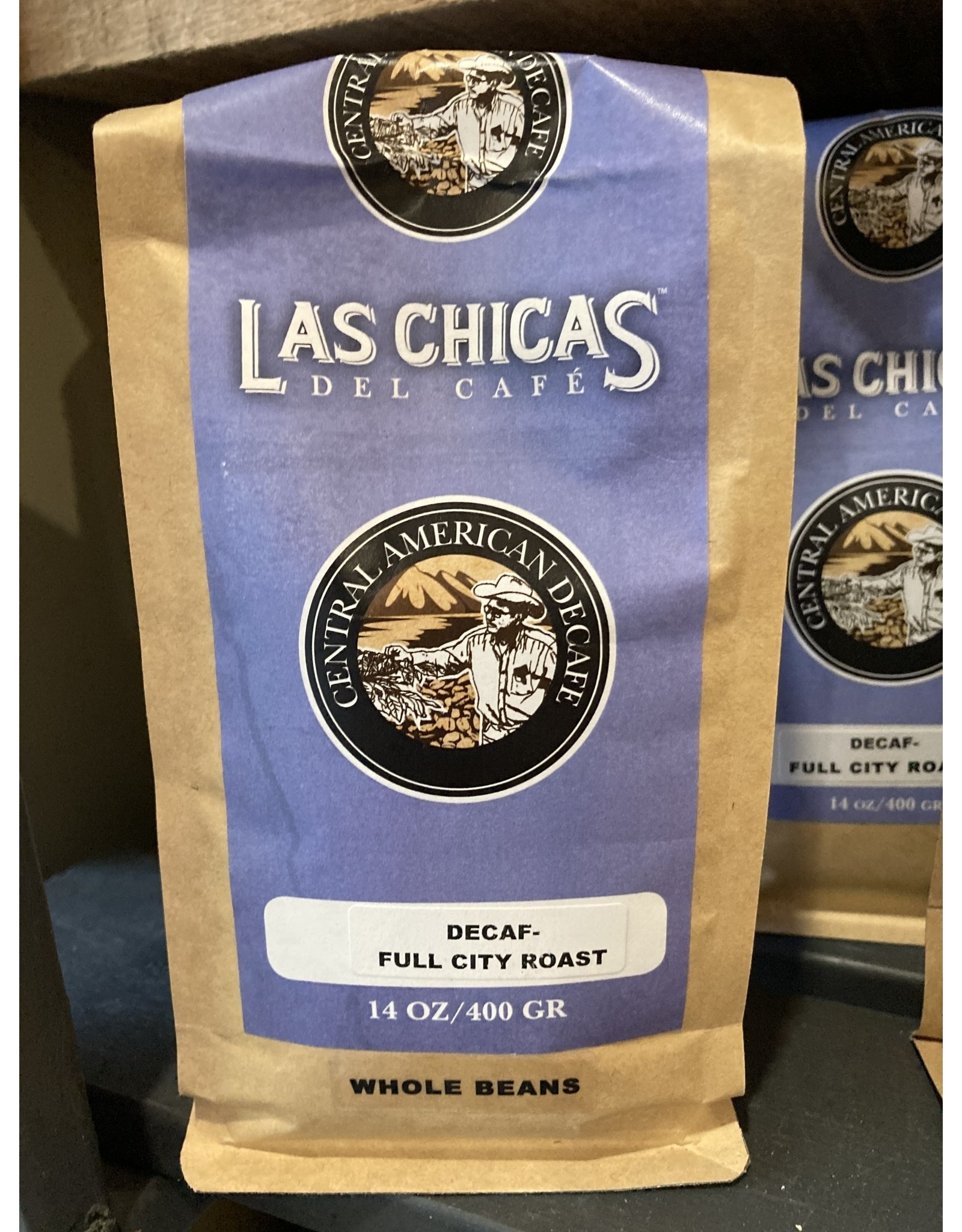 Las Chica's LCDCBDC Las Chica's Decaf, Bean