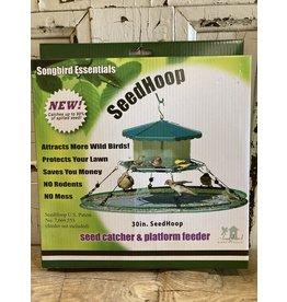 """Songbird Essentials SEIA13921 Large Seed Hoop 30"""""""