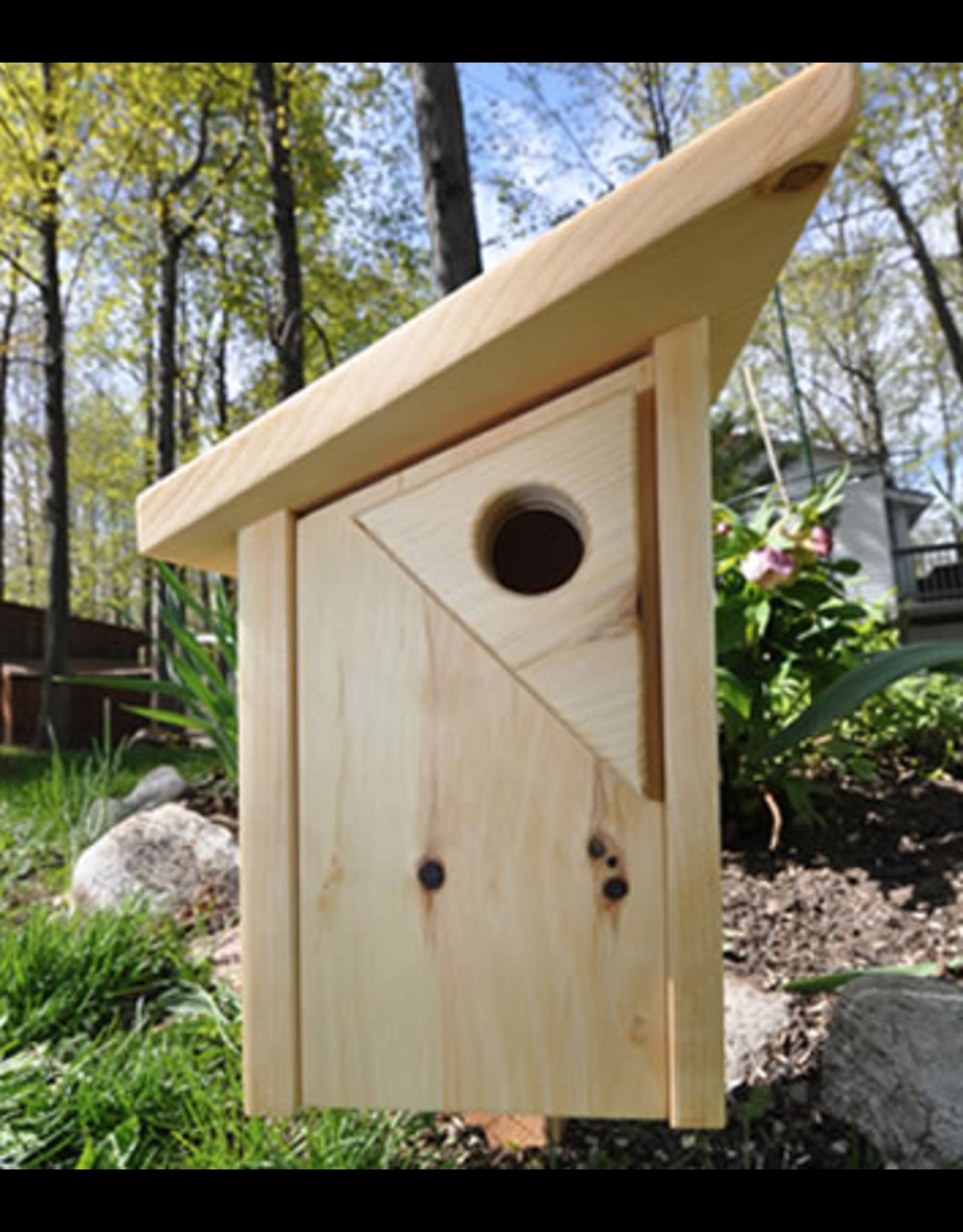 Animal House Creations ACH23 Bluebird House