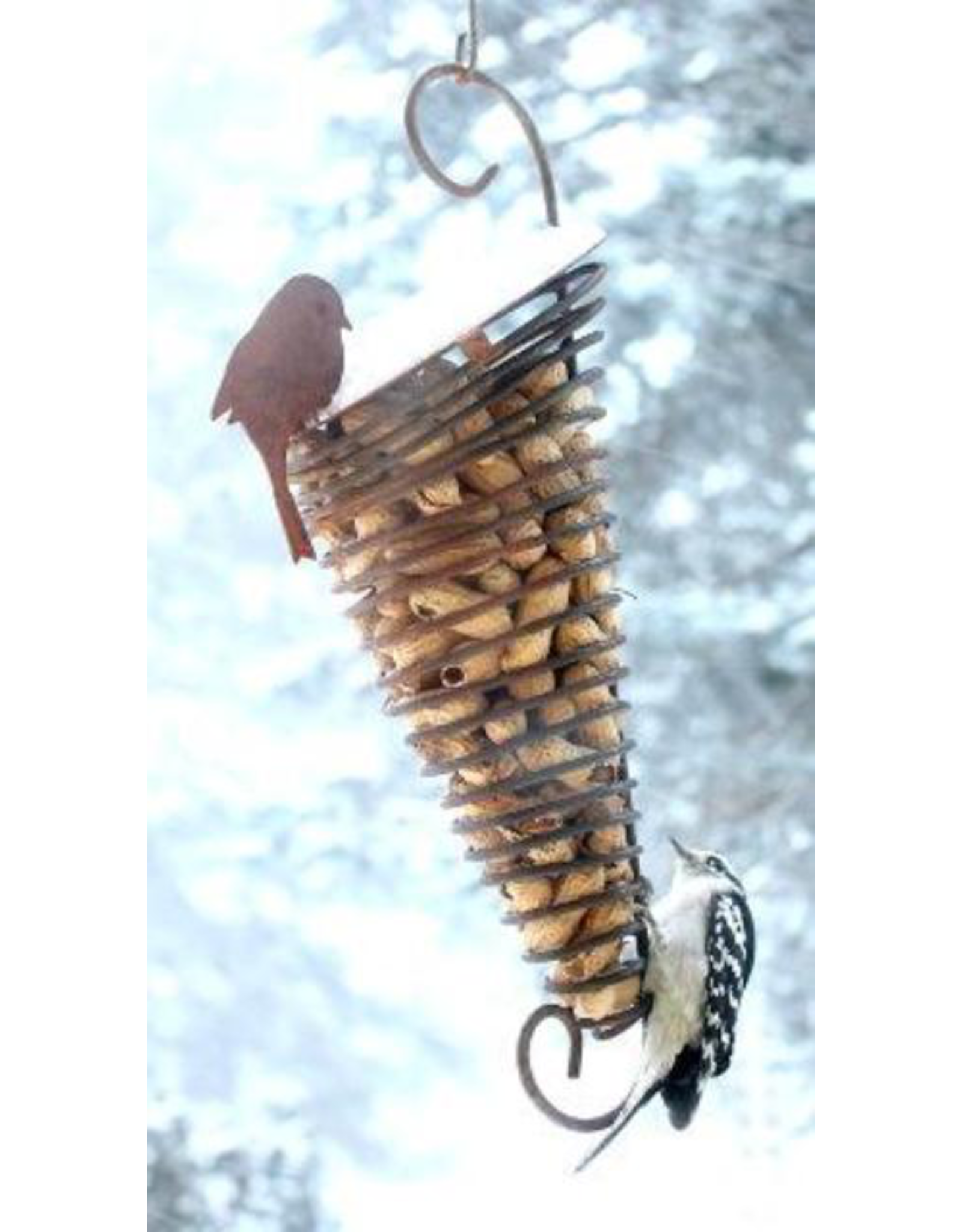 Martin House G.A. MH002 Peanut in Shell Feeder.  Made in Canada