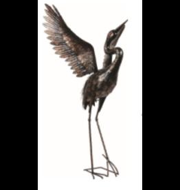 "Action Imports ACT9223 34.6"" Metal Heron"