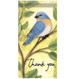 Edenborough EL43120T Mini Flag - Thank you Bluebird