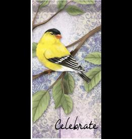 Edenborough EL43120C Celebrate Goldfinch