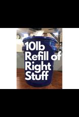 The Birdhouse Refill Program RIGHT10RF 10lbs Right Stuff Refill
