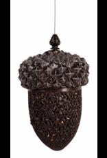 Pinebush PB10072 Acorn Black Oil Sunflower Feeder
