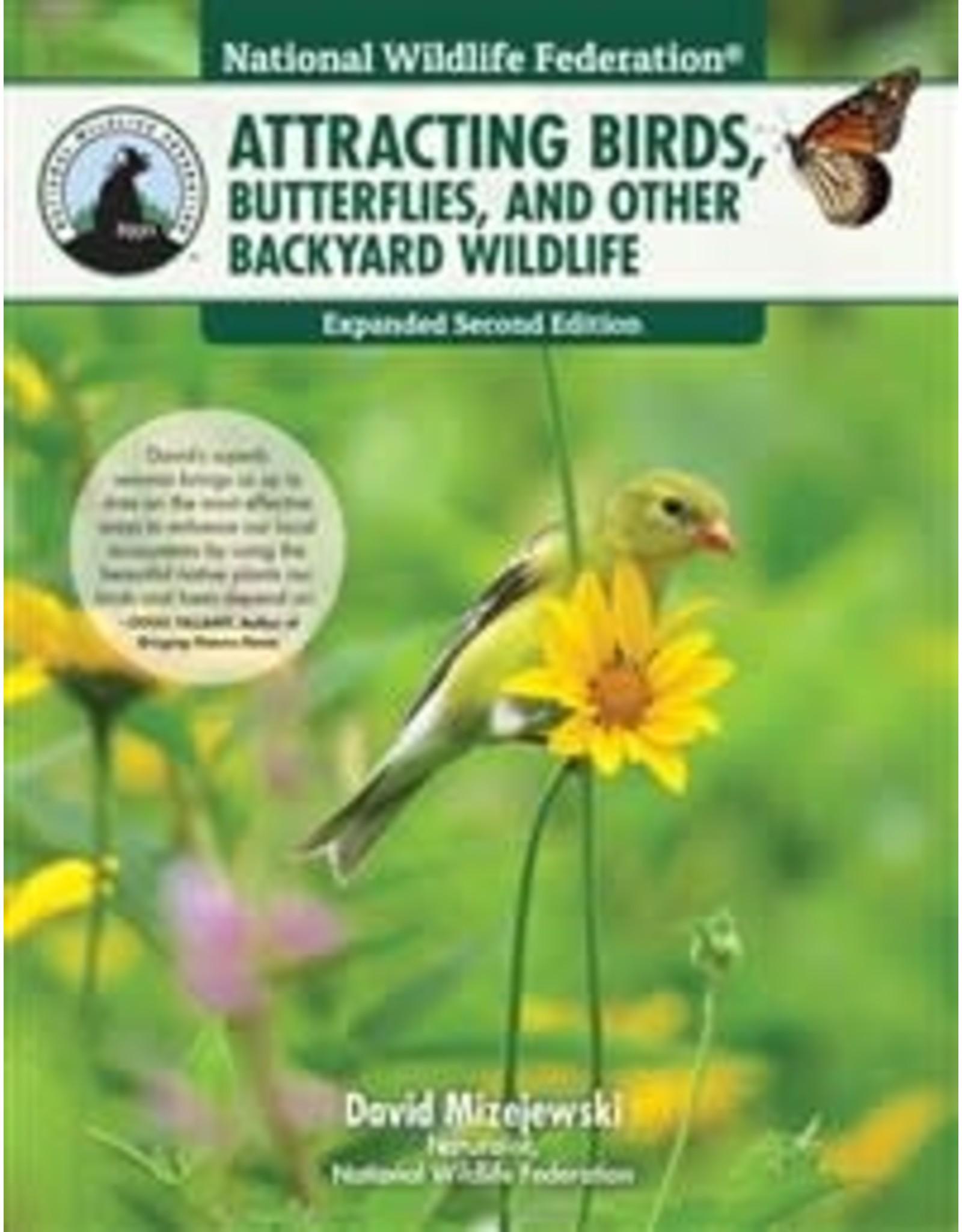 ABBBW Attracting Birds, Butterflies & Backyard Wildlife