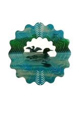 Spinfinity Designs CE602SS WIND SPINNER VIVID COLLECTION-LOONS-SMALL