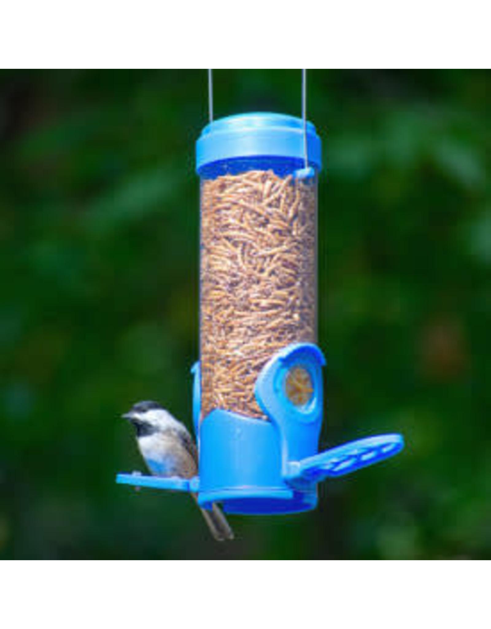 Perky Pet WS388F Dried Mealworm Bluebird Feeder