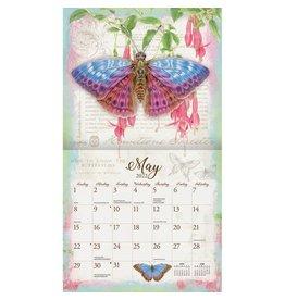 Lang Calendars BFCAL7 2022 Lang Calendar/Butterflies