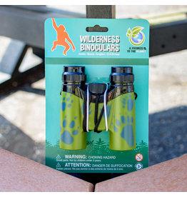 Wild Republic FOPGRN Wild Republic Green Kids Binoculars