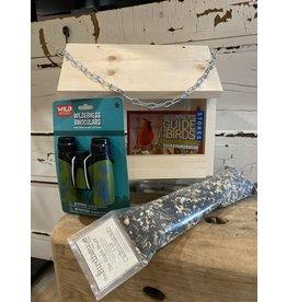 The Birdhouse BHBIRDRG Young Birders Package green DIY