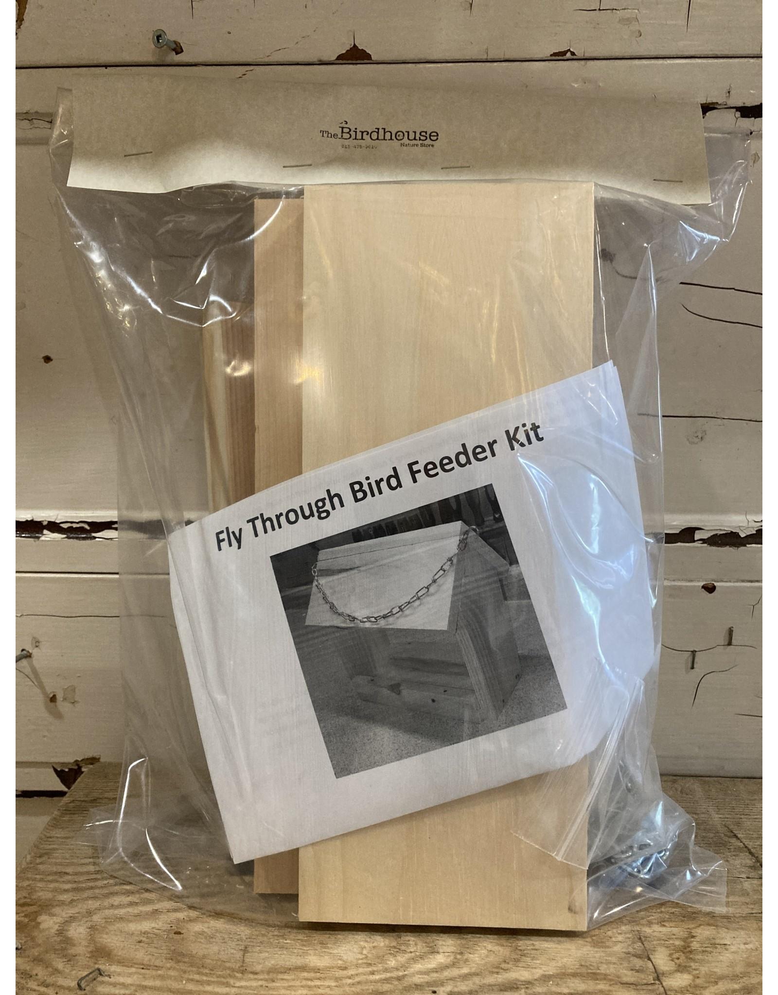 Animal House Creations AH2441 Bird Feeder Build Your Own Kit