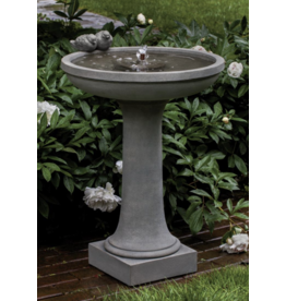 Campania CIFT310 Cast Stone Juliet Fountain in Natural