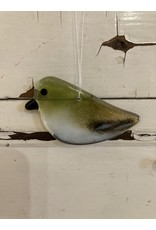 """The Glass Bakery GBGOLDF  Baked Glass Female Goldfinch -2.75"""""""