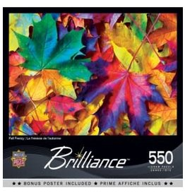 Masterpieces BF31624 550pc puzzle Fall Frenzy