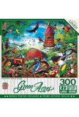 Masterpieces BF31916 300pc puzzle Green Acres