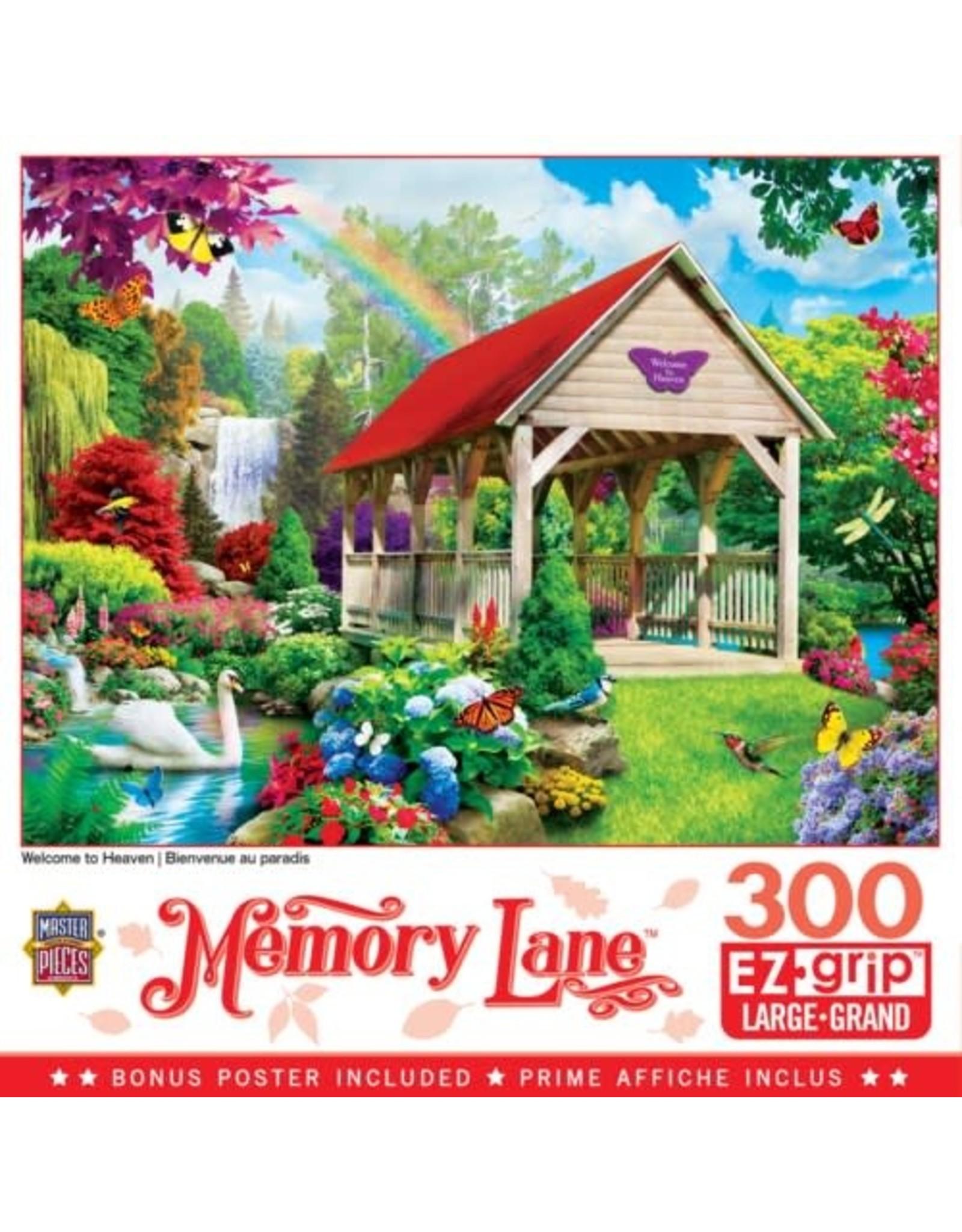 Masterpieces BF31918 300pc puzzle Memory Lane Heaven