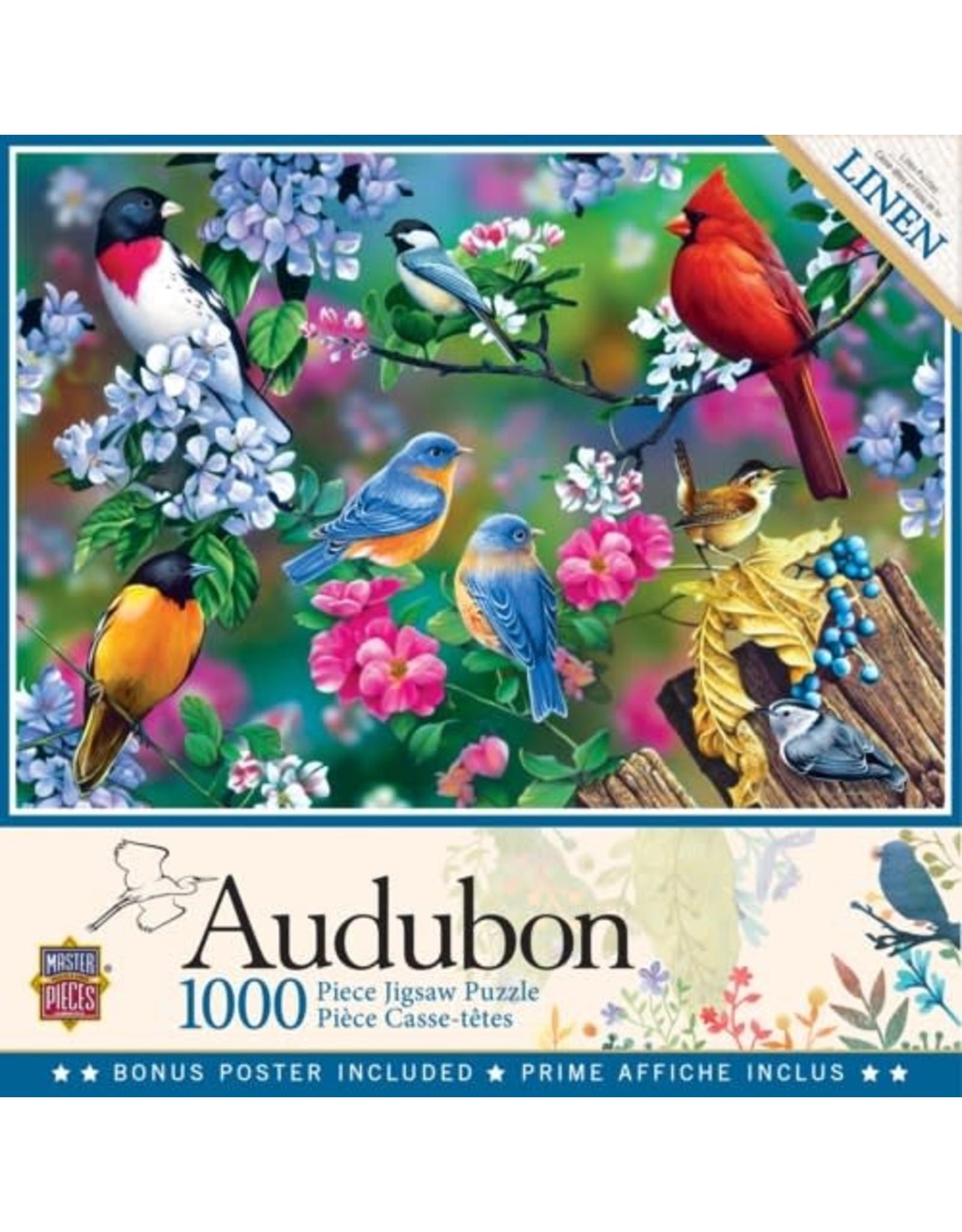 Masterpieces BF31977 1000pc puzzle Songbirds