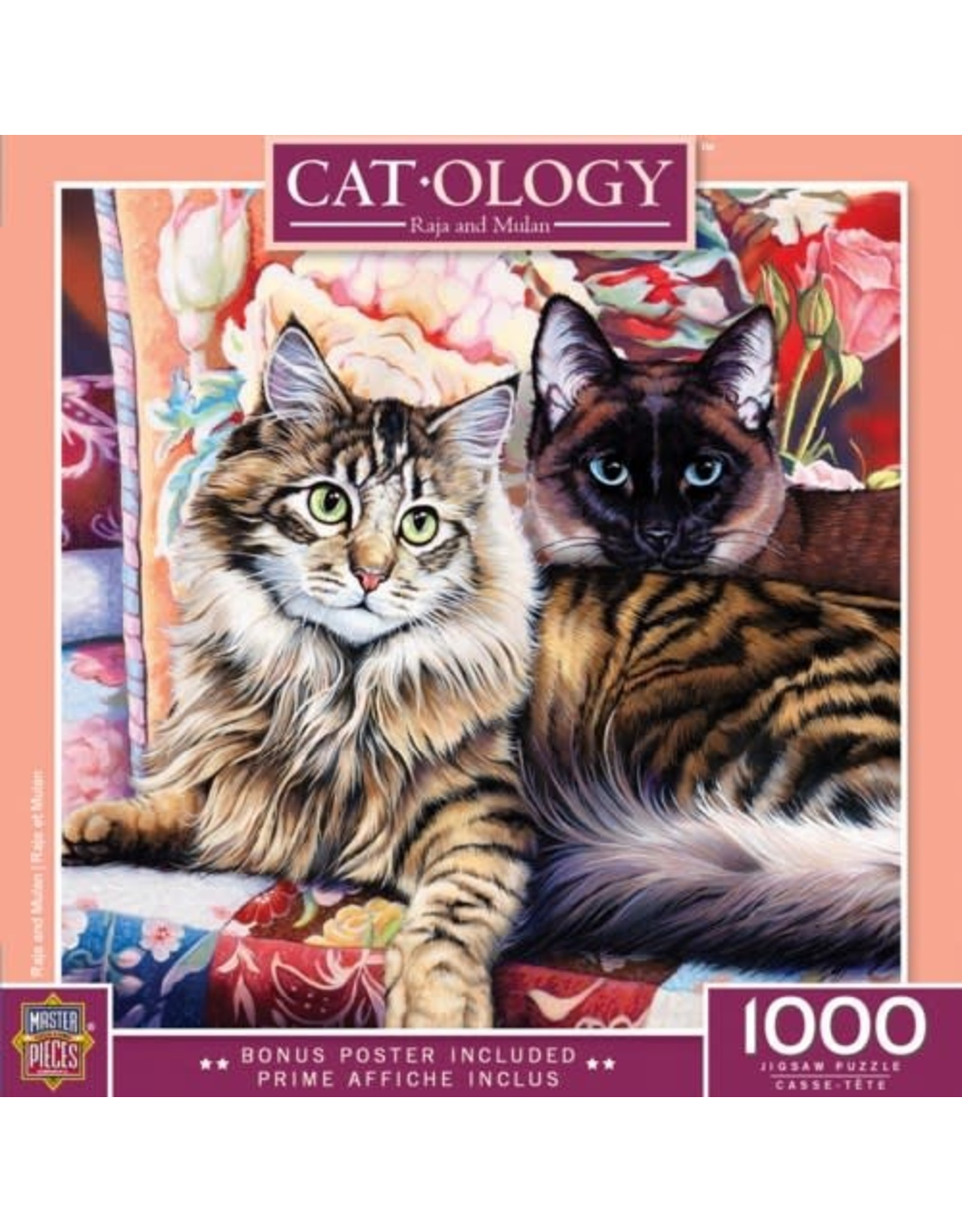 Masterpieces BF71814 1000pc puzzle Catalogy