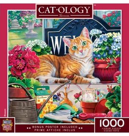 Masterpieces BF71947 1000pc puzzle Catology
