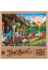 Masterpieces BF71961 1000pc puzzle Evening Lake