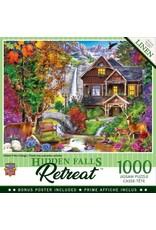 Masterpieces BF71985 1000pc puzzle Hidden Falls